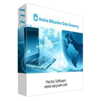 Hasleo BitLocker Data Recovery Professional